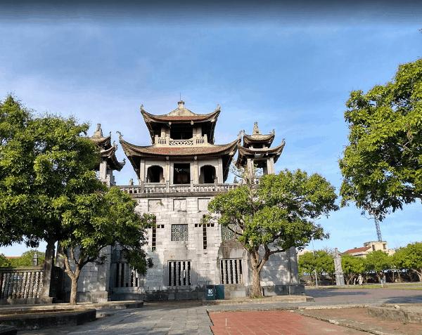 Hướng dẫn tham quan Ninh Bình giá rẻ. Nên đi đâu chơi, tham quan ở Ninh Bình? Nhà thờ đá Phát Diệm