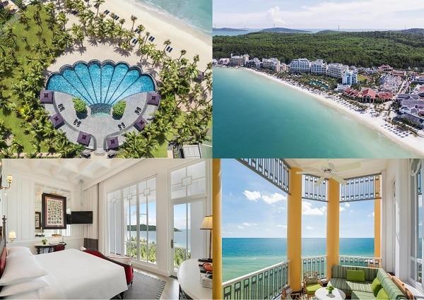 Kinh nghiệm du lịch Bãi Sao Phú Quốc. Khách sạn & resort ở Bãi Sao. JW Marriott Phú Quốc Emerald Resort