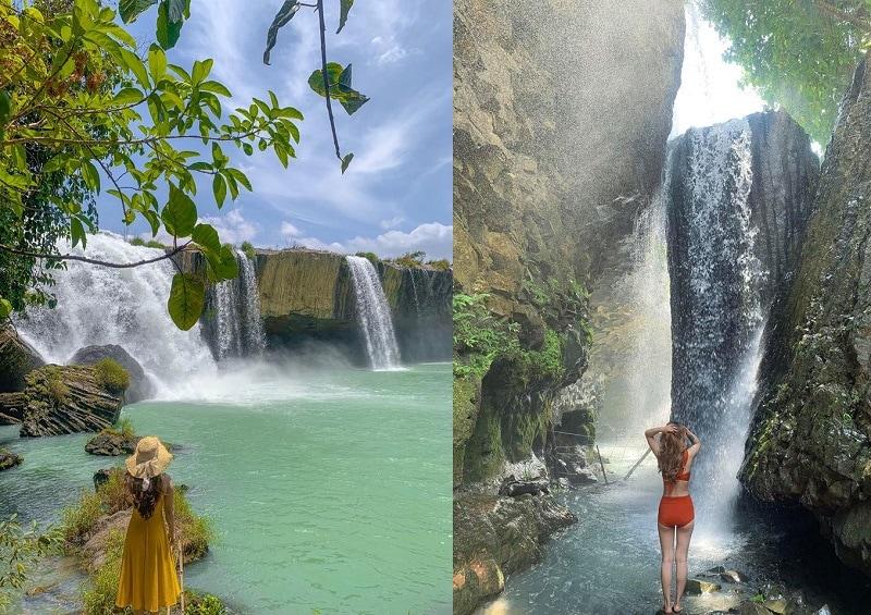 Kinh nghiệm du lịch Đăk Lăk: Địa điểm tham quan nổi tiếng ở Đăk Lăk. Thác Dray Nur