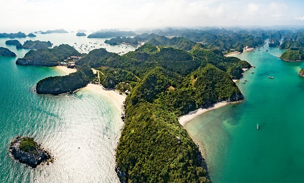Kinh nghiệm du lịch Hải Phòng; Địa điểm du lịch nổi tiếng ở Hải Phòng. Đảo Cát Bà