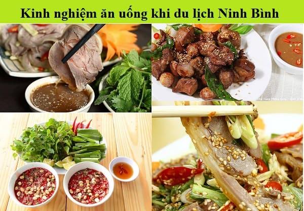 Kinh nghiệm ăn uống khi du lịch Ninh Bình. Đặc sản thịt dê Ninh Bình