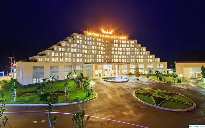 Khách sạn tốt ở Mộc Châu dịp 30/4-1/5 giá rẻ chỉ từ 200k. Kinh nghiệm thuê khách sạn ở Mộc Châu bình dân, chất lượng, thuận tiện.