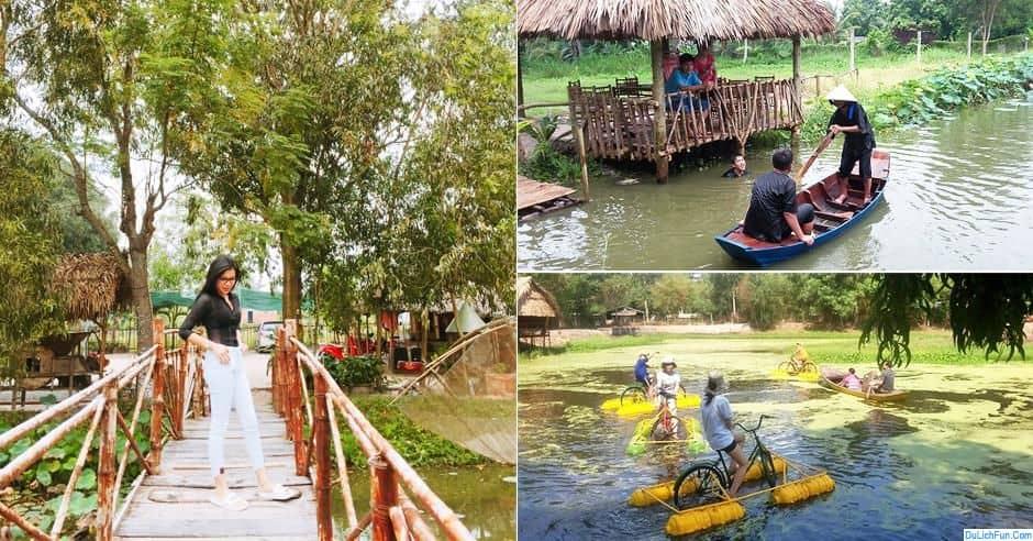 Kinh nghiệm đi khu du lịch sinh thái Bưng Bạc, Vũng Tàu. Hướng dẫn, cẩm nang du lịch khu sinh thái Bưng Bạc cụ thể đường đi, ăn ở.