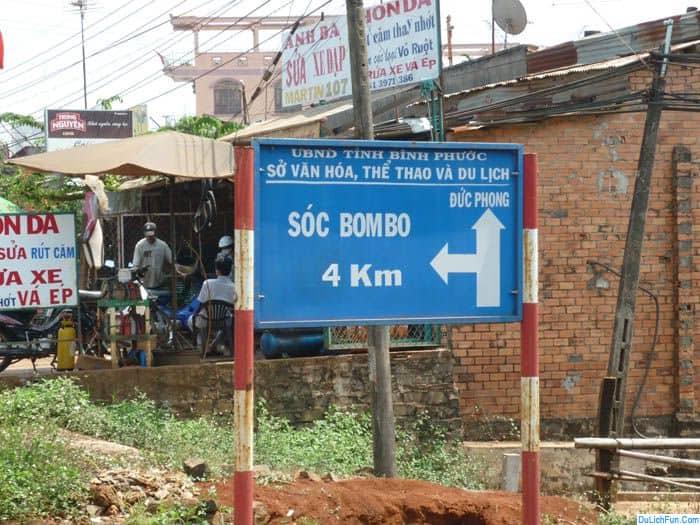 Kinh nghiệm đi khu di tích Sóc Bom Bo
