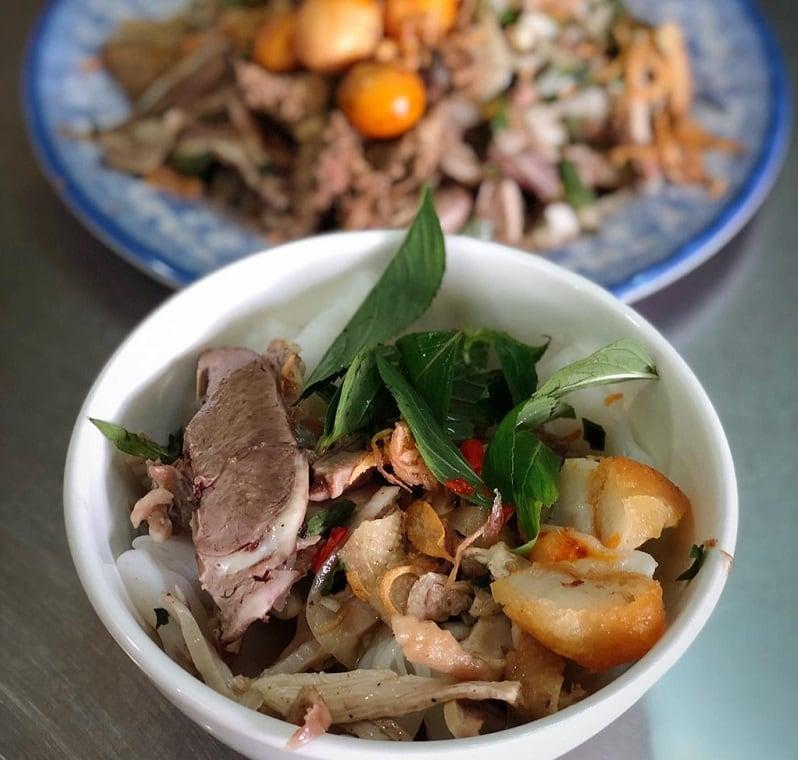 Món ăn sáng ngon ở Đà Lạt
