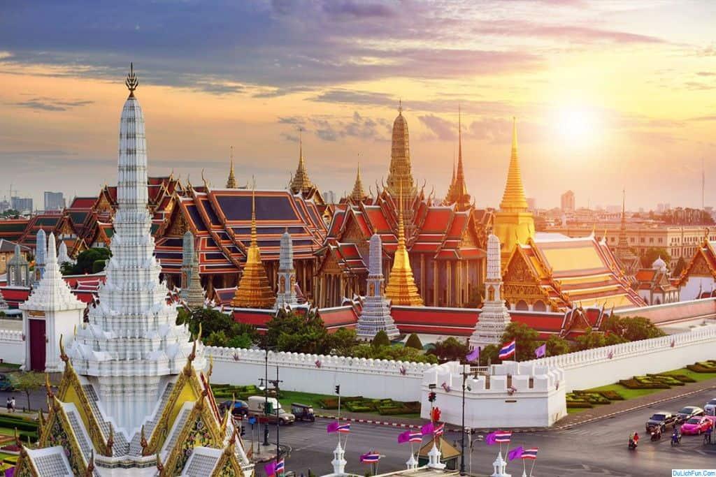 Du lịch Thái Lan hết bao nhiêu tiền? Nên đi Tour hay tự túc. Cần bao nhiêu tiền để du lịch Thái Lan? Chi phí đi du lịch Thái Lan