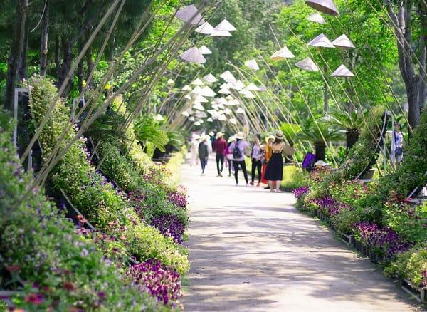 Kinh nghiệm du lịch Nha Trang chi tiết. Đảo Hoa Lan Nha Trang