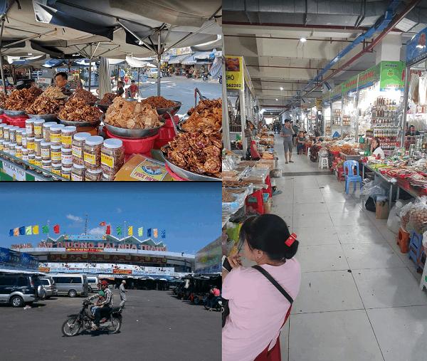 Kinh nghiệm du lịch Nha Trang. Địa điểm mua sắm ở Nha Trang. Chợ Đầm