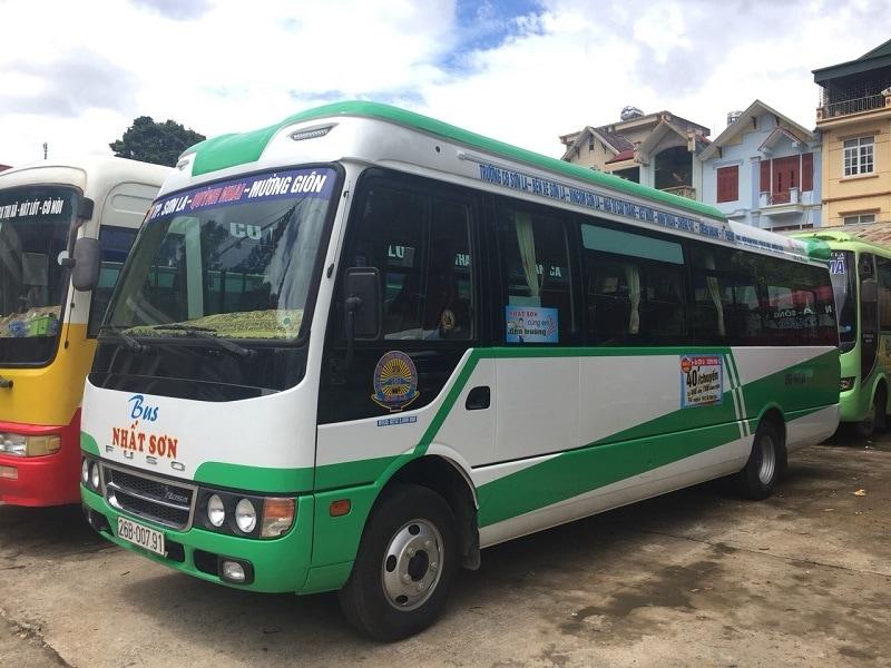 Phương tiện thích hợp cho việc du lịch Sơn La