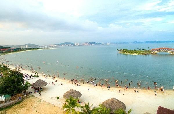 Kinh nghiệm du lịch Tuần Châu, địa điểm du lịch Tuần Châu, bãi biển Tuần Châu