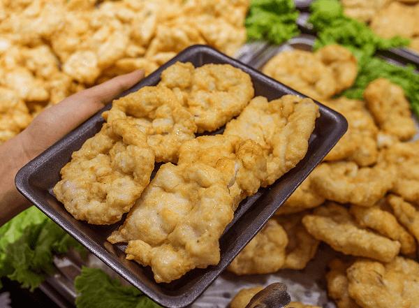 Món ăn đặc sản truyền thống ở Hạ Long. Ăn gì ở Hạ Long? Chả mực