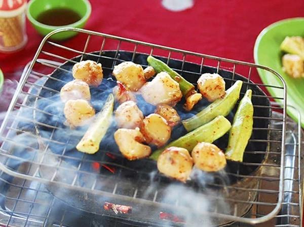 Món ăn ngon ở Phú Quốc, Còi biên mai nướng muối ớt