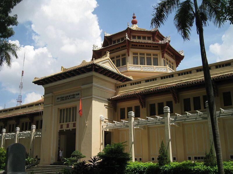 Địa điểm du lịch nổi tiếng ở Sài Gòn