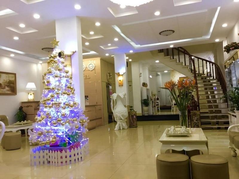 Khách sạn giá rẻ gần chợ Đà Lạt