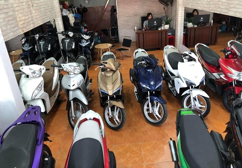 Kinh nghiệm thuê xe máy ở Đà Lạt giá rẻ