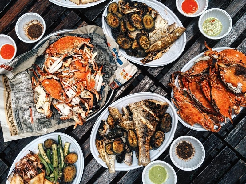 Du lịch Dốc Lết ăn gì ngon, bổ, rẻ? Tổng hợp những món ăn ngon, hấp dẫn ở Dốc Lết.