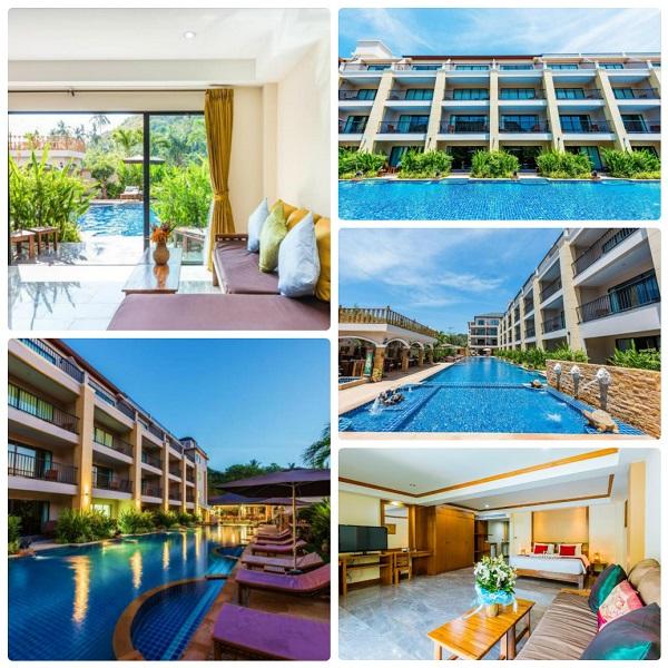 Kinh nghiệm du lịch Phuket, ở đâu khi du lịch Phuket, The Windmill Phuket Hotel
