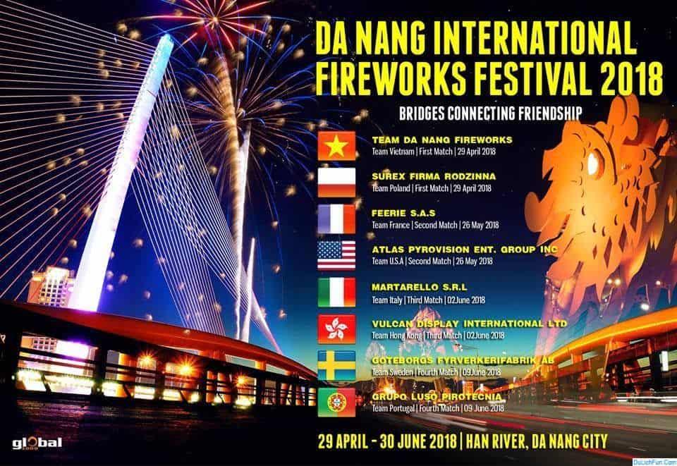 Sự kiện du lịch lớn nhất ở Đà Nẵng 2019 thời gian, địa điểm. Những sự kiện du lịch quan trọng nhất ở Đà Nẵng cụ thể, thông tin