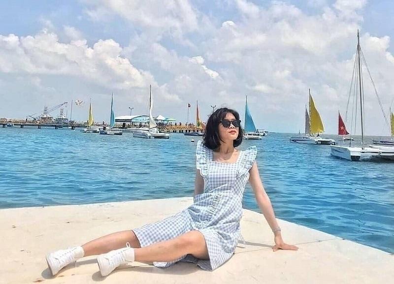 Địa điểm du lịch đẹp ở Vũng Tàu, bến thuyền Marine