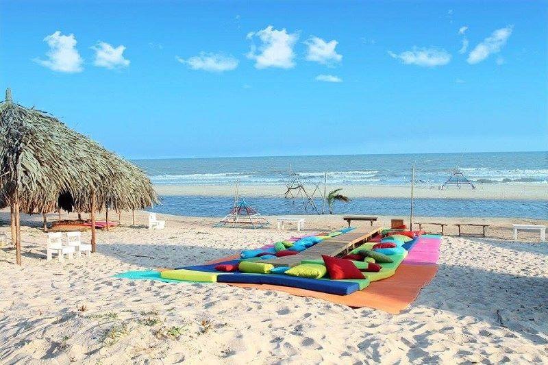 Địa điểm du lịch đẹp Vũng Tàu, biển Suối Ồ