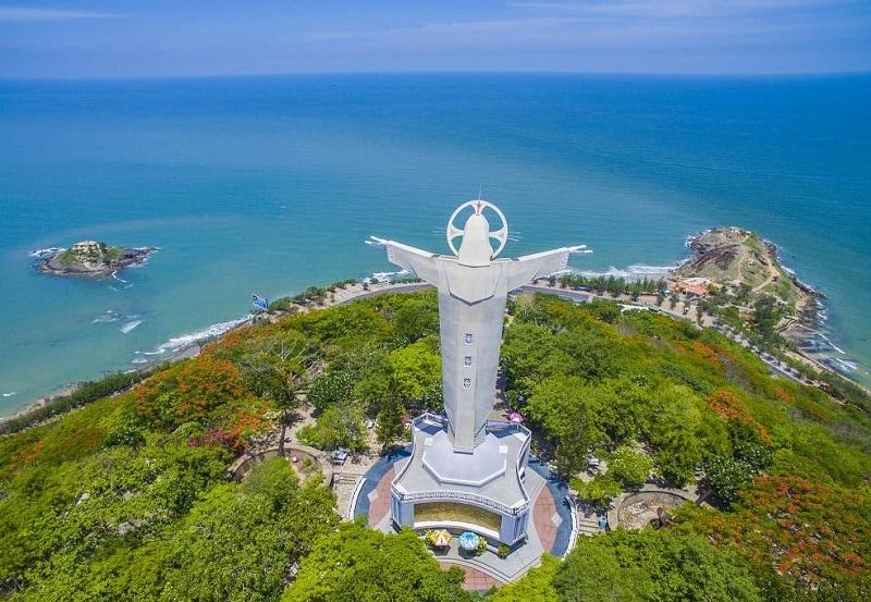 Địa điểm du lịch Vũng Tàu, Bãi Vọng Nguyệt
