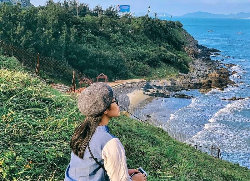 Địa điểm du lịch nổi tiếng ở Vũng Tàu, mũi Nghinh Phong