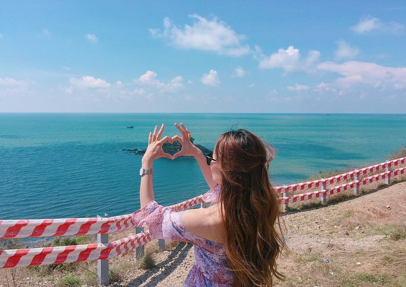 Địa điểm du lịch Vũng Tàu, đồi con Heo