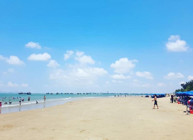 Các địa điểm du lịch Vũng Tàu, biển Long Hải