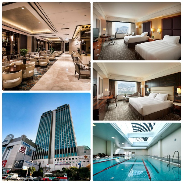 Kinh nghiệm du lịch Busan, du lịch Busan nên ở đâu? Lotte Hotel Busan