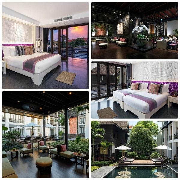 Kinh nghiệm du lịch Chiang Mai, khách sạn đẹp ở Chiang Mai, U Chiang Mai Hotel