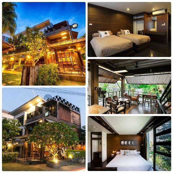 Kinh nghiệm du lịch Chiang Mai tự túc, du lịch Chiang Mai nên ở đâu? Gord Chiangmai