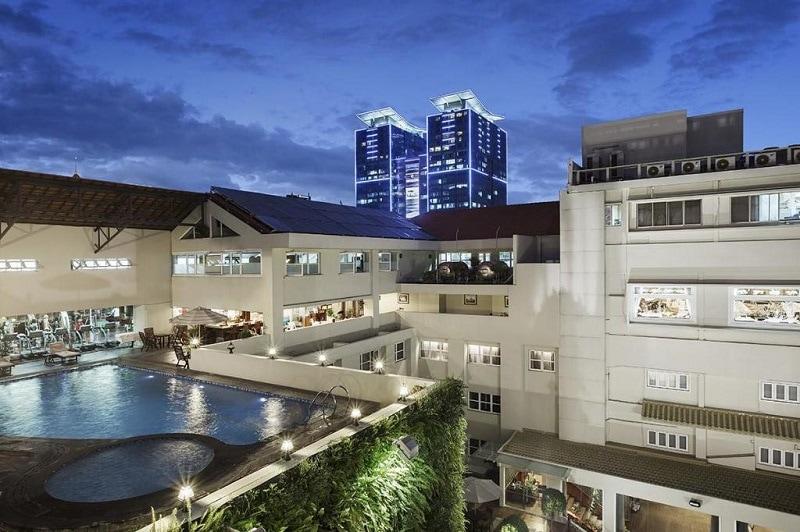 Khách sạn chất lượng và tốt ở Sài Gòn