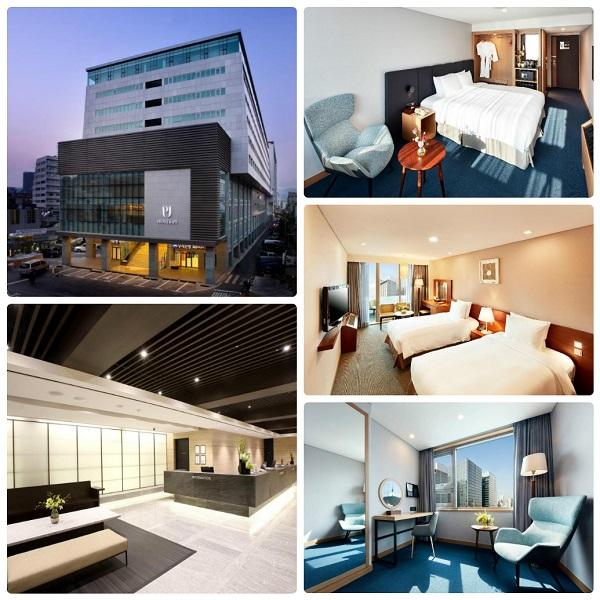 Kinh nghiệm du lịch Seoul, du lịch Seoul nên ở đâu? Hotel PJ Myeongdong