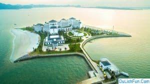 Review chi tiết đi Vinpearl Hạ Long (đảo Rều) ăn, ở, vui chơi. Kinh nghiệm, hướng dẫn du lịch, nghỉ dưỡng ở Vinpearl Hạ Long