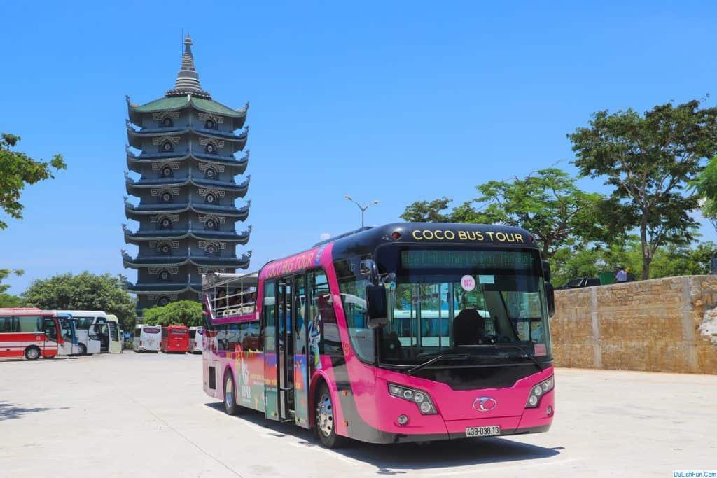 Cập nhật thông tin xe bus 2 tầng ở Đà Nẵng lộ trình, giá vé. Hướng dẫn đi lại bằng xe bus 2 tầng Đà Nẵng đơn giản, tiết kiệm, vui.