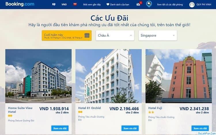 Có nên đặt phòng qua Booking? Đánh giá ưu nhược điểm cụ thể. Đặt phòng qua Booking.com có những ưu điểm và hạn chế gì?