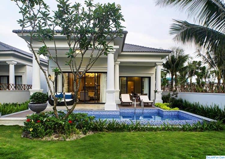 Đánh giá các khu ở VinWonders Nha Trang. Bảng giá vila VinWonders Nha Trang