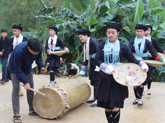 """Chương trình """"Về Miền Cao Nguyên Đá"""" tại làng văn hóa các dân tộc Việt Nam"""