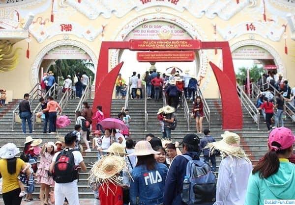 Các hoạt động lớn dịp 2/9 ở Sài Gòn. Các hoạt động, chương trình dịp 2/9 ở khu Du lịch Văn hóa Suối Tiên