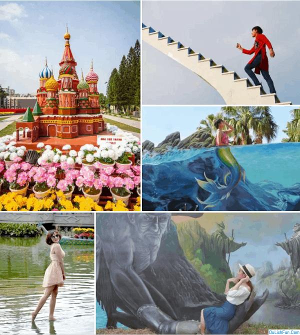 Du lịch Sài Gòn dịp 2/9 có gì hay?Các hoạt động, chương trình dịp 2/9 ở công viên văn hóa Đầm Sen