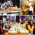 Tới Asia Park Đà Nẵng dịp 2/9 có gì vui? Giảm giá vé vào cổng và combo buffet ở công viên Châu Á