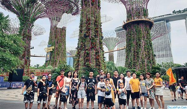 TOP 5 địa địa điểm check in đẹp nhất Singapore