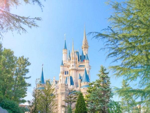 Kinh nghiệm đi Tokyo Disneyland đường đi, giá vé, trò chơi vui. Hướng dẫn đi chơi công viên Tokyo Disneyland thú vị, nhiều trò hay