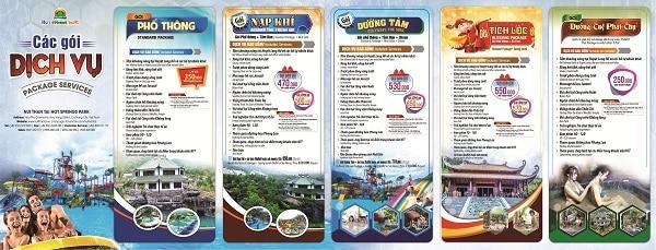 Cẩm nang du lịch núi Thần Tài. Giá vé khu du lịch núi Thần Tài cập nhật