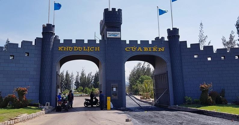 Review chi tiết khu du lịch Cửa Biển Quy Nhơn
