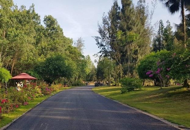 Hướng dẫn đường đi tới khu du lịch Cửa Biển Quy Nhơn