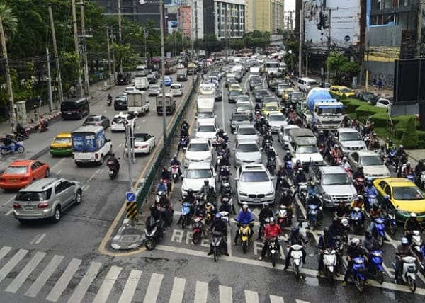 Thuê xe máy ở Bangkok cần giấy tờ gì? Thủ tục thuê xe máy ở Bangkok