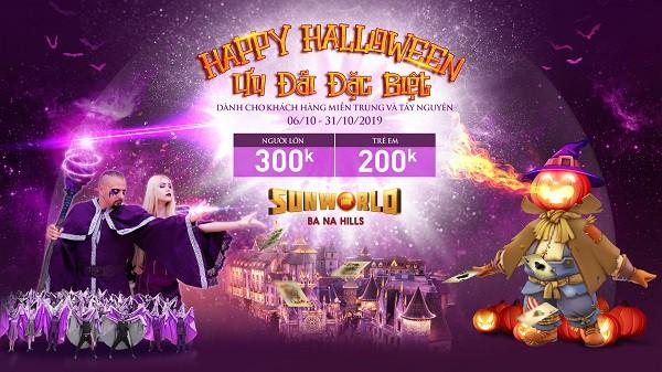 Lễ hội halloween ở Đà Nẵng nên đi đâu? vui, đẹp, chất. Địa điểm vui chơi halloween ở Đà Nẵng lý tưởng, vui nhộn, đông khách.