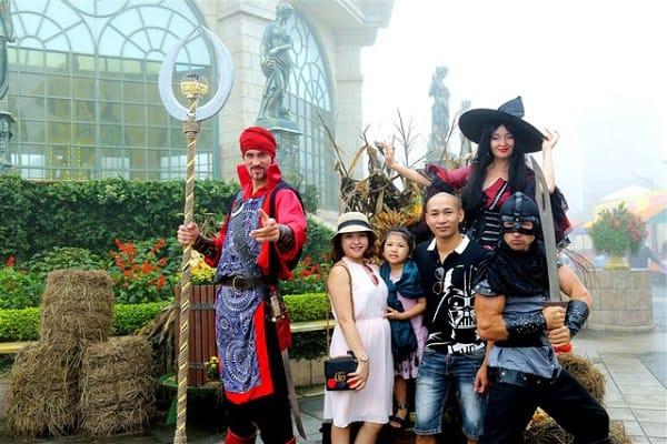 Halloween ở Đà Nẵng nên đi đâu? Địa điểm vui chơi Halloween ở Đà Nẵng