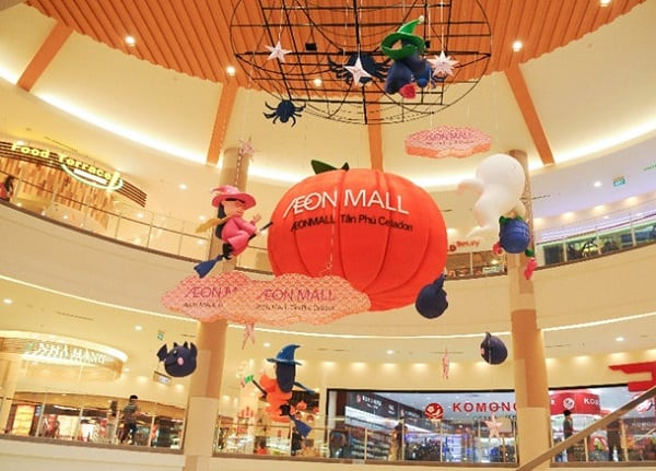 Lễ hội halloween ở Sài Gòn nên đi đâu chơi? vui, đẹp, đặc sắc, đông...